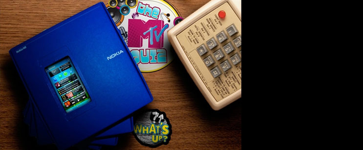 MTV & What's Up Facebook Quiz